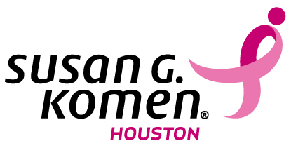 Susan G. Komen Houston Logo