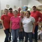 Management Team Volunteering June 2018