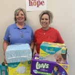 Star of Hope Diaper Drive July 2019