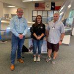 Montgomery High School Aerospace Engineering Class Visit